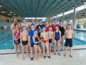 Jugend Wasserball Longwy